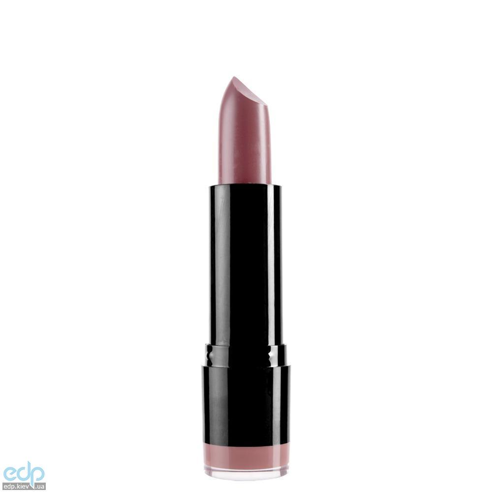 NYX - Кремовая увлажняющая помада Extra Creamy Round Lipstick Темный коричнего-розовый Milan LSS621 - 4 g