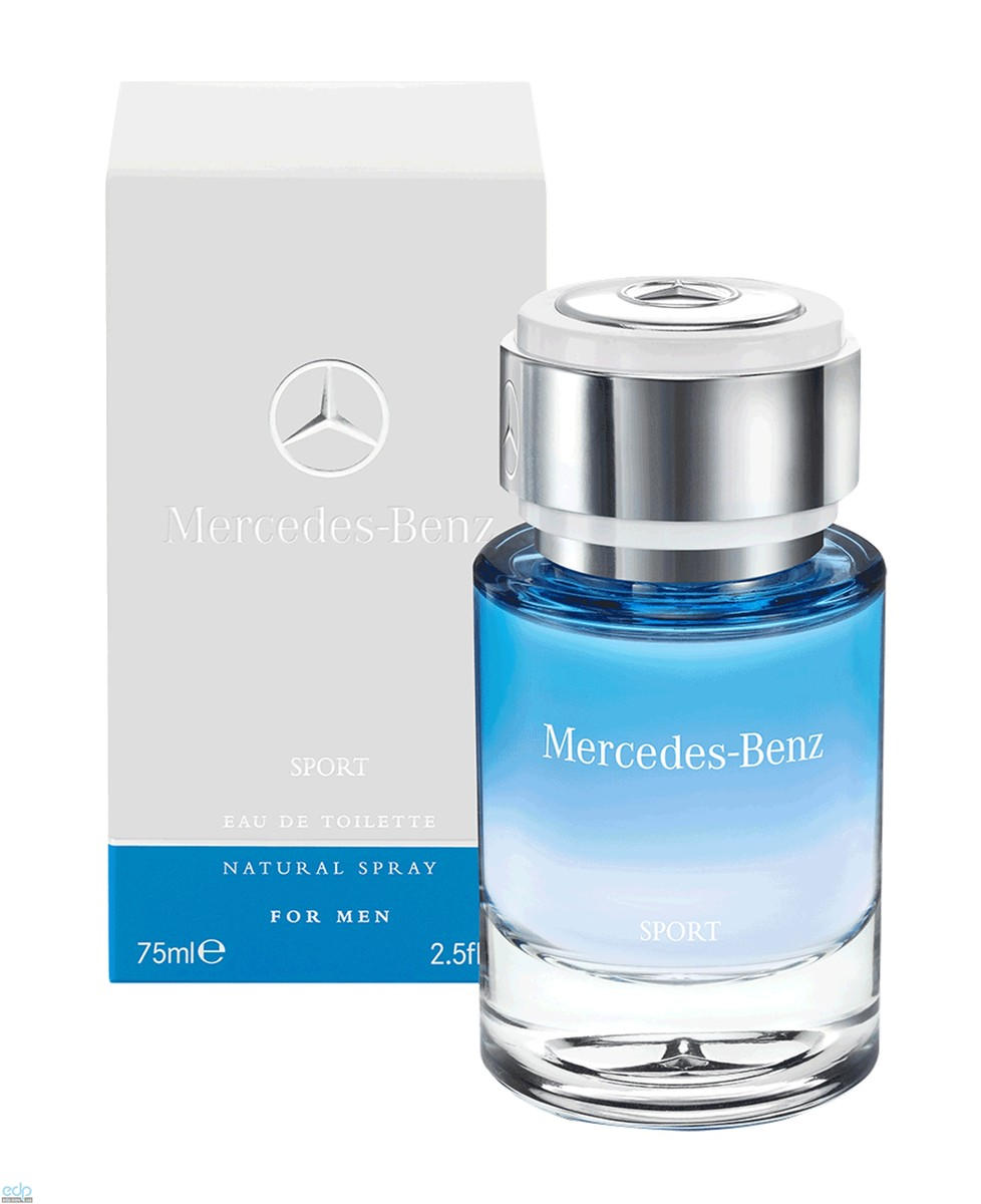 Mercedes-Benz For Men Sport - туалетная вода - 40 ml