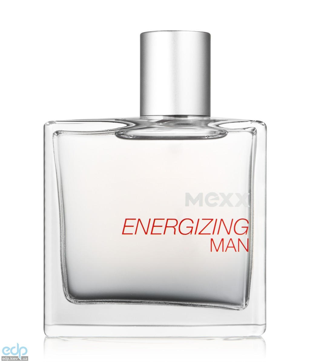 Mexx Energizing Man - после бритья - 50 ml