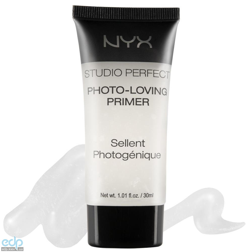 NYX - Матирующая основа под макияж Studio Perfect Primer Clear SPP01 - 30 ml