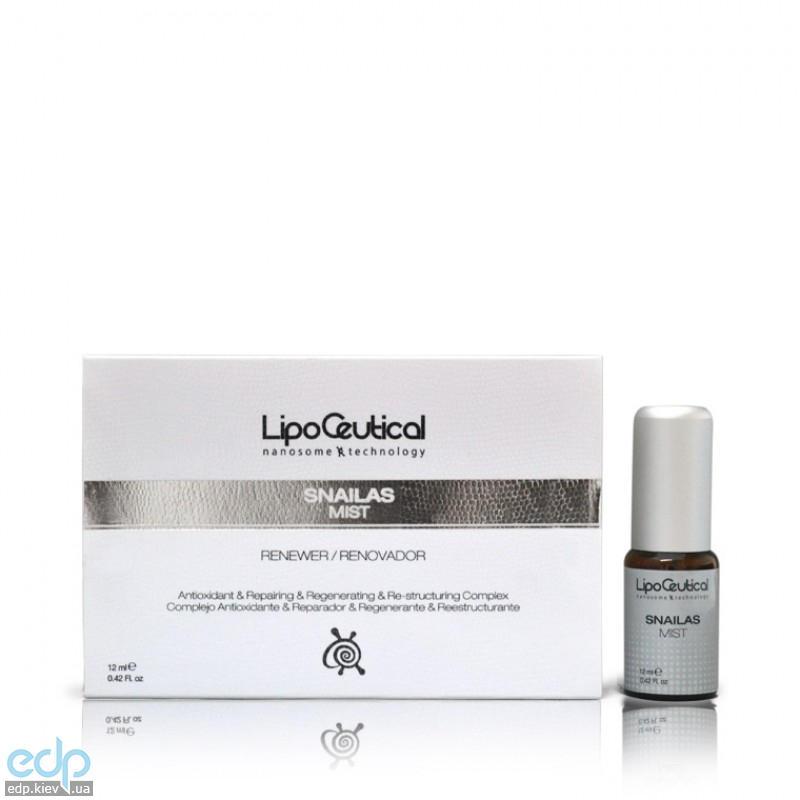 Sesderma - Спрей для обновления кожи Snailas Mist - 12 ml (40000666)
