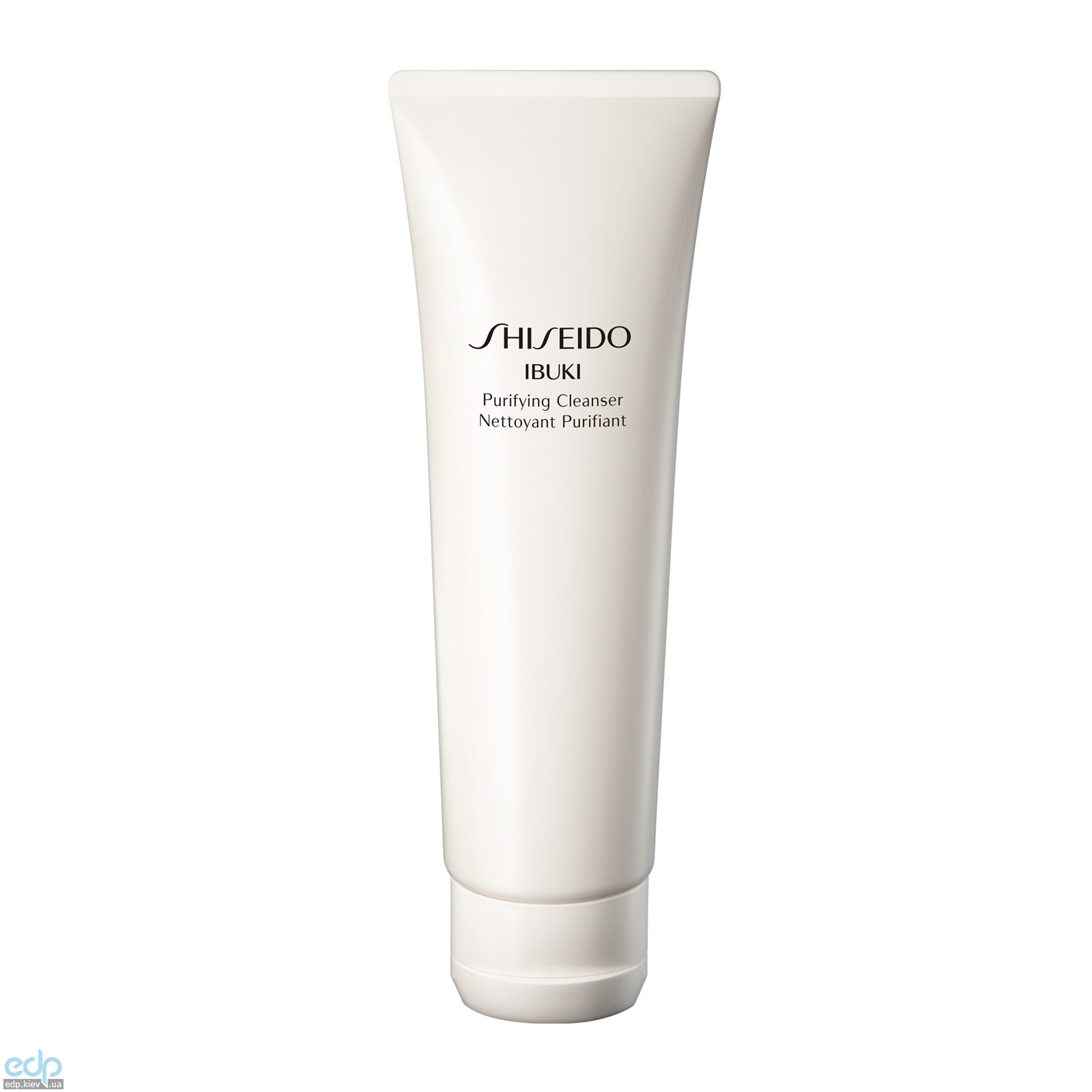 Shiseido - Очищающая пенка-скраб против признаков усталости кожи Ibuki Purifying Cleanser - 125 ml