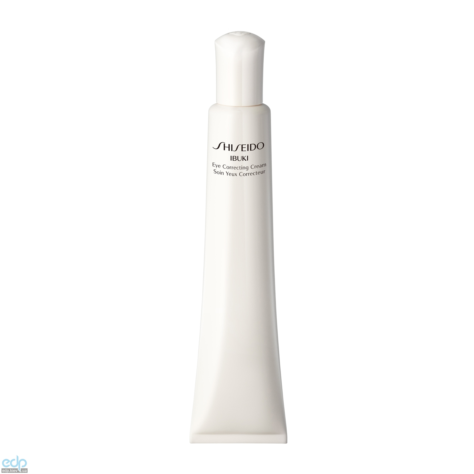 Shiseido - Крем для глаз против признаков усталости кожи Ibuki Eye Correcting Cream - 15 ml