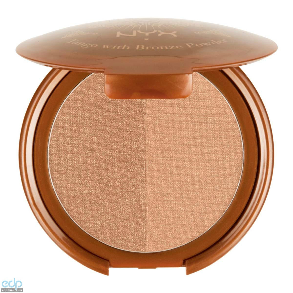 NYX - Бронзатор Tango With Bronzing Powder Bronze Ensemble TWBP02 - 9 g