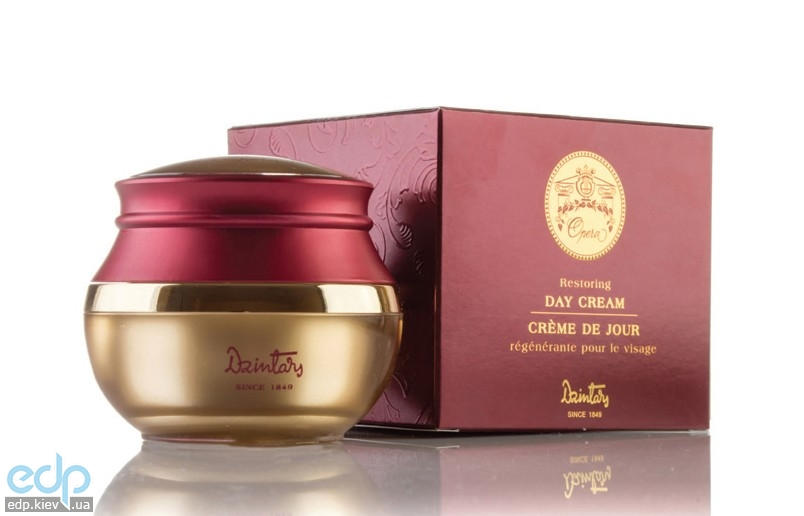 Dzintars - Восстанавливающий дневной крем от морщин для лица - 45 ml
