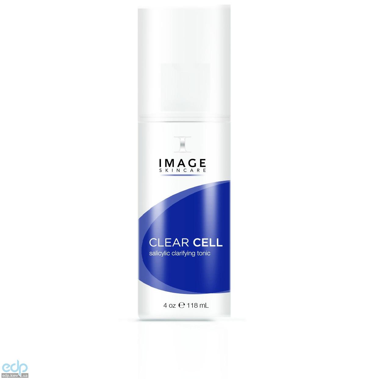 Image SkinCare - ClearCell Salicylic Clarifying Tonic - Салициловый очищающий тоник - 118 ml