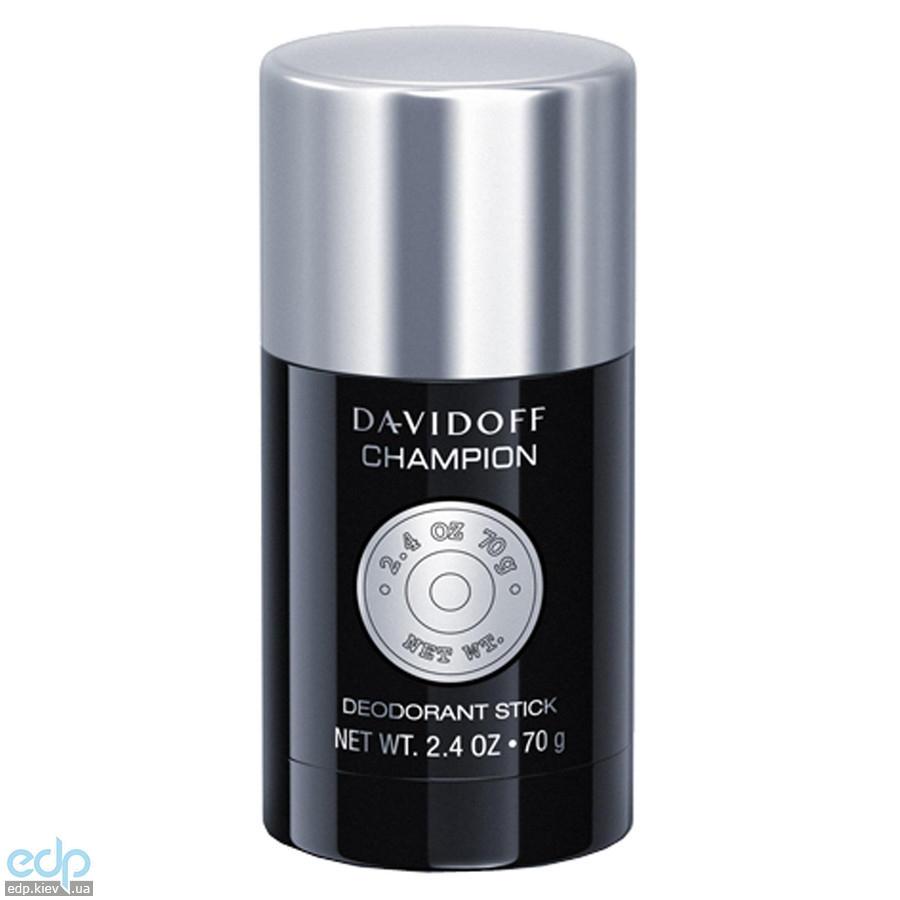 Davidoff Champion -  дезодорант стик - 70 ml