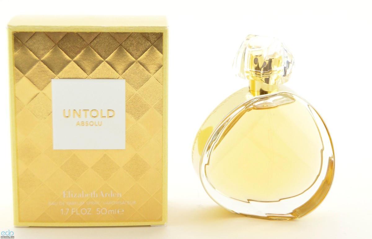 Elizabeth Arden Untold Absolu - парфюмированная вода - 50 ml
