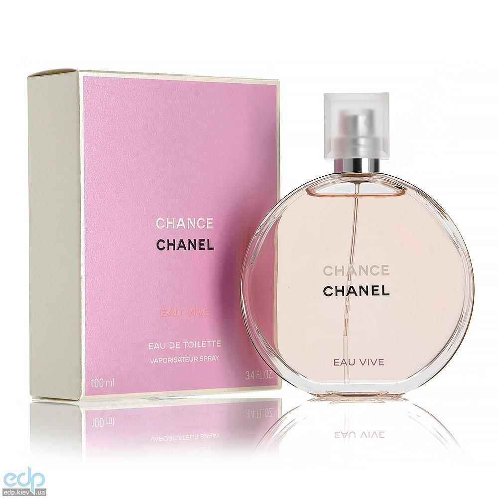 Chanel Chance Eau Vive - туалетная вода - 50 ml