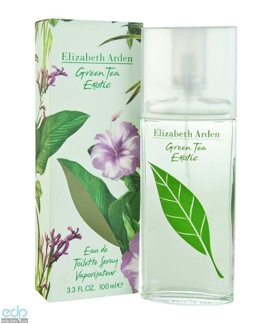 Elizabeth Arden Green Tea Exotic - туалетная вода - 100 ml