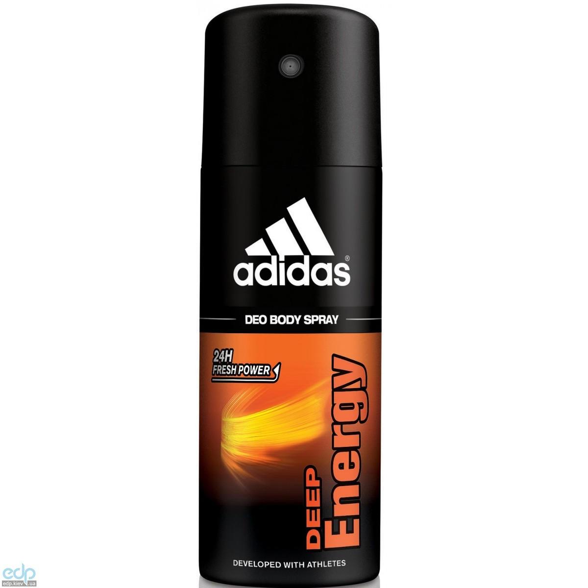 Adidas Deep Energy -дезодорант - 150 ml