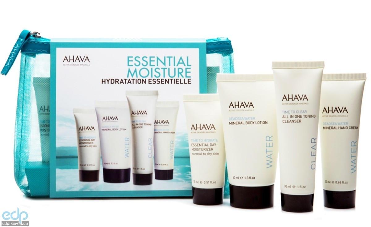 Ahava - Набор Увлажняющий - Essential moisture