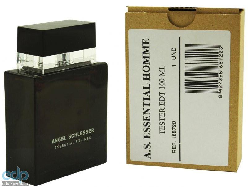 Angel Schlesser Essential for Men - туалетная вода - 100 ml TESTER