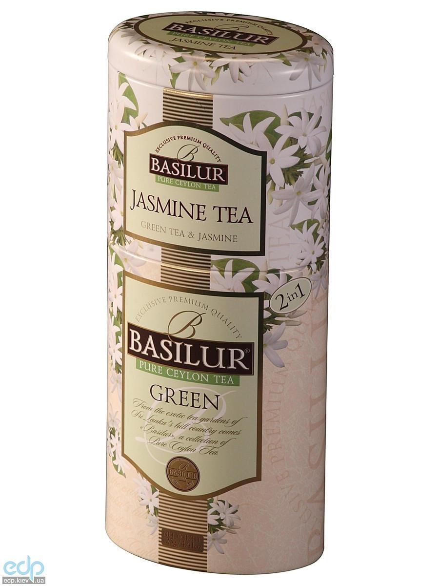 Чай Basilur Коллекция Цветы и фрукты Цейлона