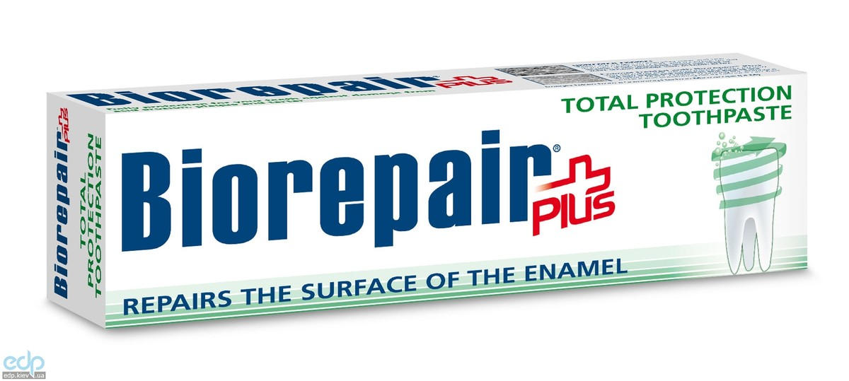 Biorepair - Зубная паста Профессиональная защита и восстановление Plus Professional Care Total - 100 ml