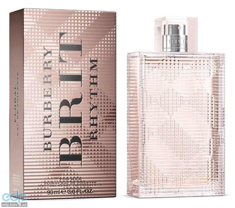 Burberry Brit Rhythm Floral for Her - туалетная вода - 50 ml