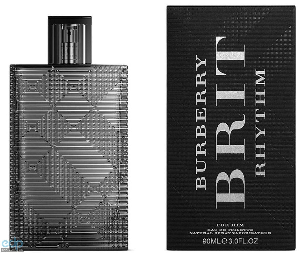 Burberry Brit Rhythm Intense For Him - туалетная вода - 90 ml TESTER
