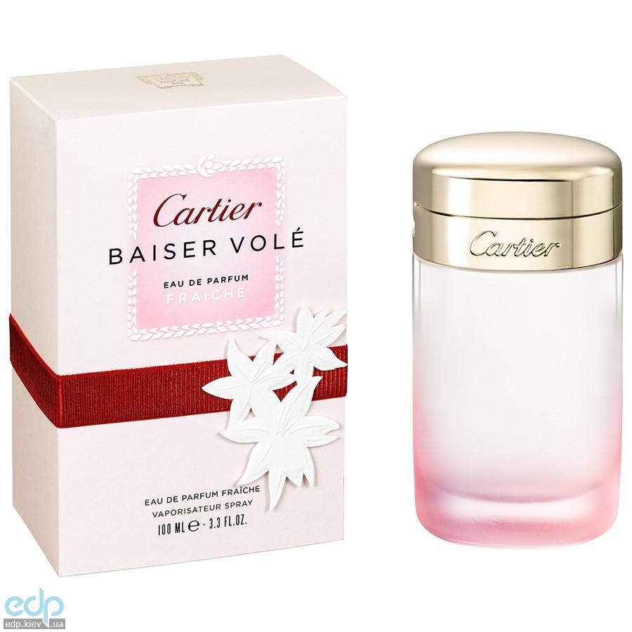Cartier Baiser Vole Eau de Parfum Fraîche