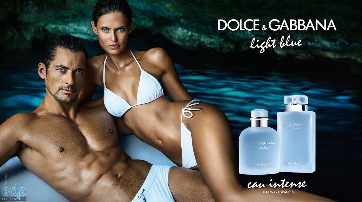 Dolce Gabbana Light Blue Eau Intense pour Femme