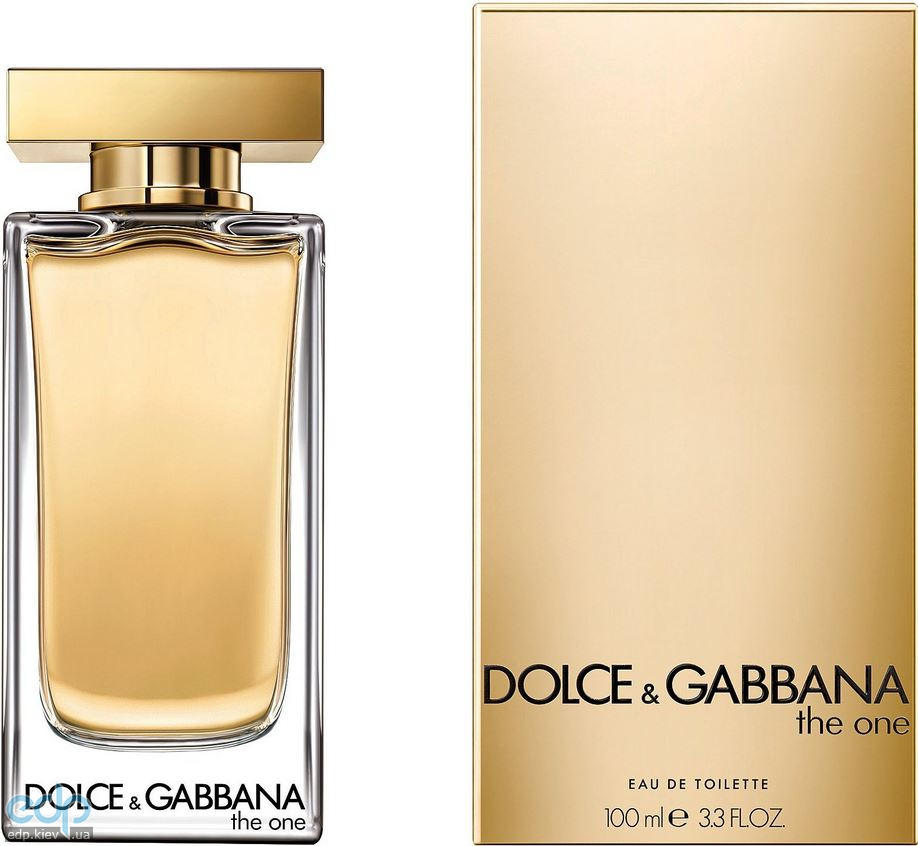 Dolce Gabbana The One Eau de Toilette - туалетная вода - 7.5 ml