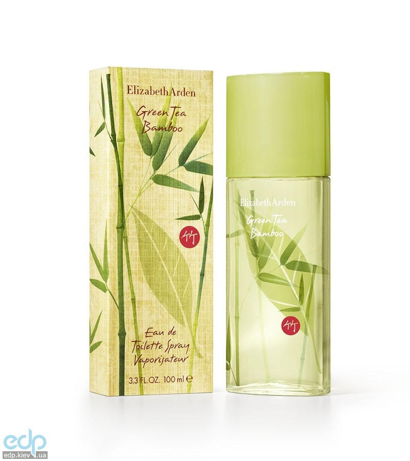 Elizabeth Arden Green Tea Bamboo - туалетная вода - 100 ml TESTER