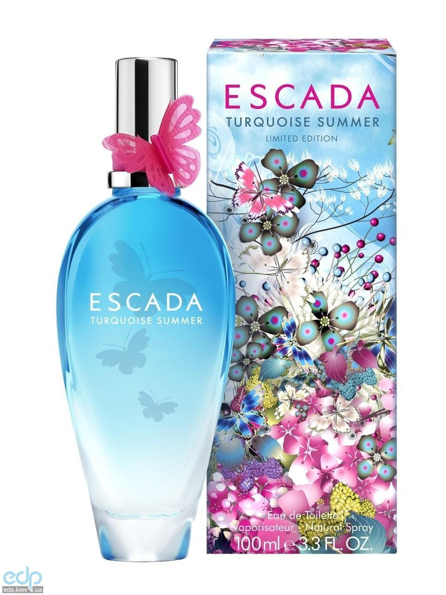 Escada Turquoise Summer - туалетная вода - 30 ml