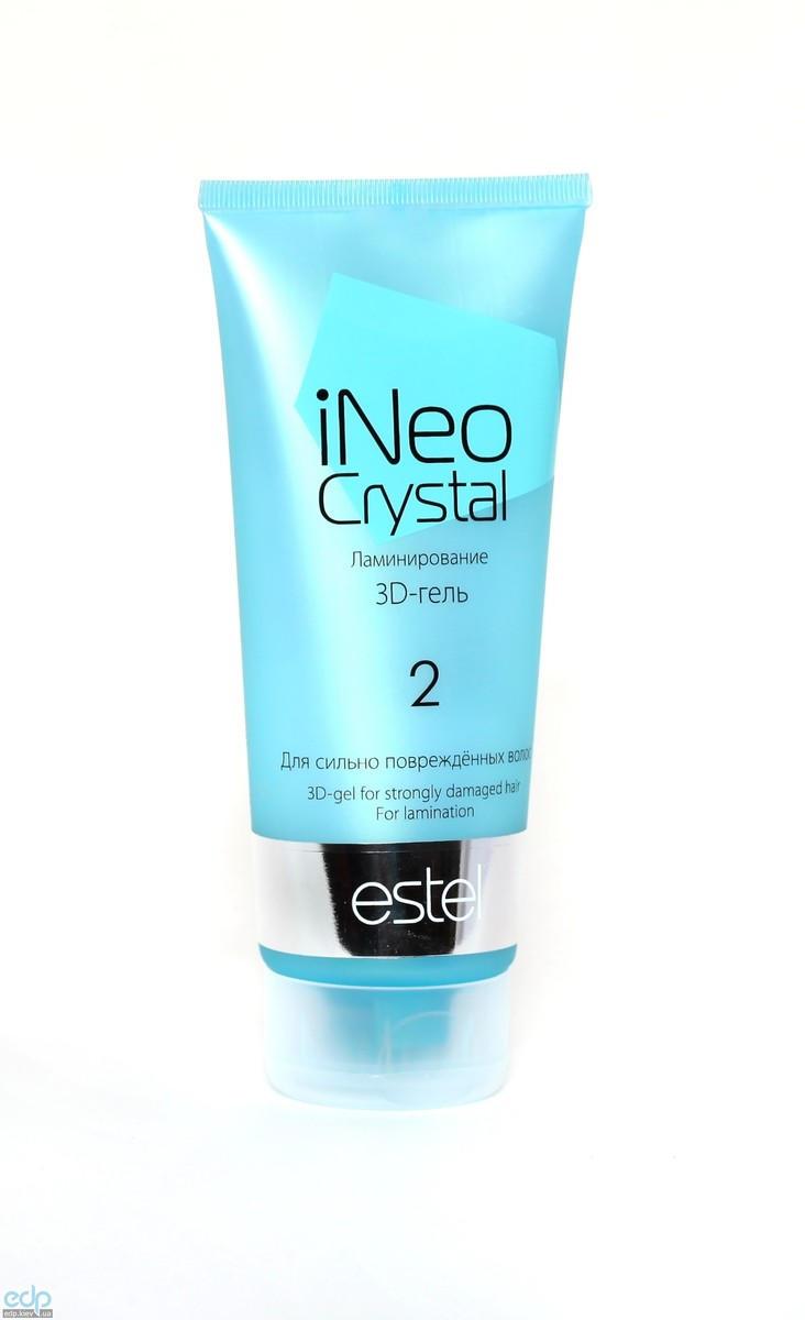 Estel Professional - 3D-гель для поврежденных волос iNeo-Crystal - 200 ml (CR.2)