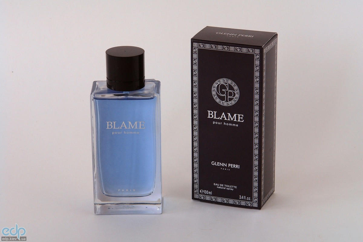 Glenn Perri Blame Pour Homme