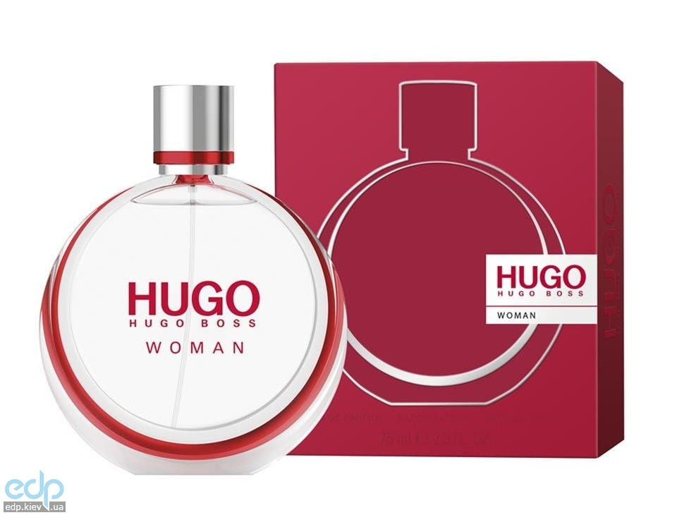 Hugo Boss Hugo Woman Eau De Parfum ( Хуго Босс Хуго Вумен О Де Парфум)