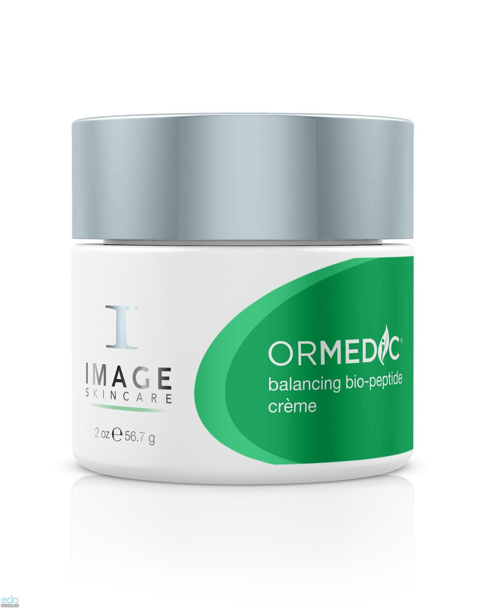 Image SkinCare - Ormedic Balancing Bio-Peptide Creme - Био-пептидный ночной крем с фитоэстрогенами - 56.7 ml (O-102)