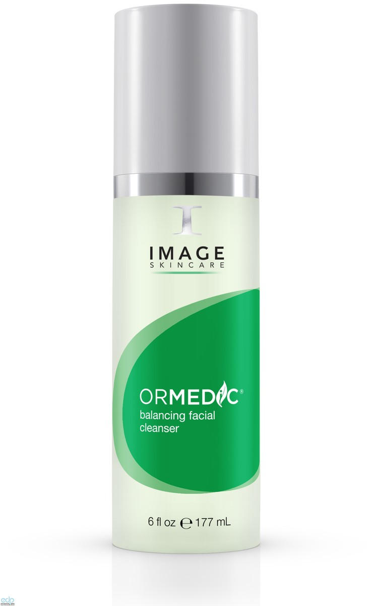 Image SkinCare - Ormedic Balancing Facial Cleanser - Очищающий гель с алоэ для лица - 177 ml (O-100)