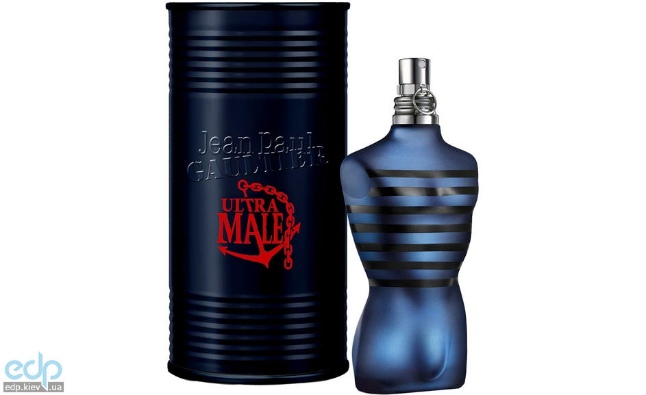 Jean Paul Gaultier Ultra Male Intense