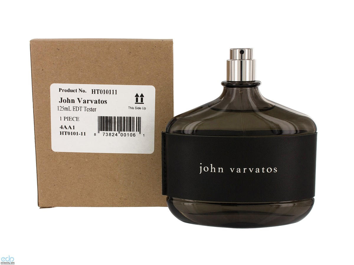 John Varvatos For Men - туалетная вода - 125 ml TESTER