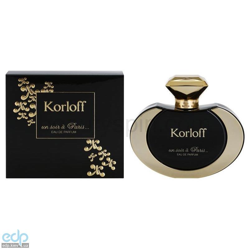 Korloff Paris Korloff Un Soir A Paris - парфюмированная вода - 50ml