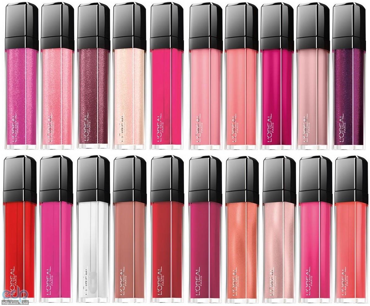 LOreal Помада-Блеск для губ Lоreal -  Infaillible №102 Кремово-розовый