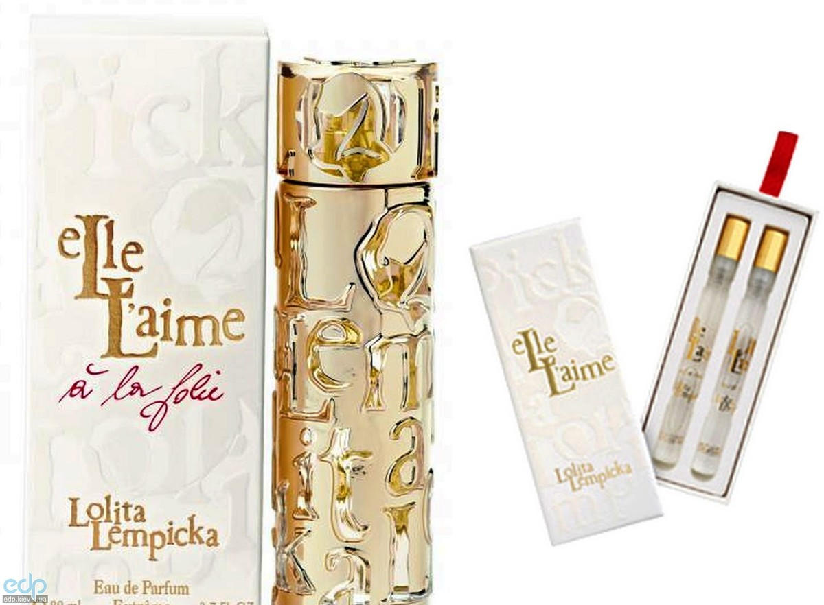 Lolita Lempicka Elle Laime A La Folie
