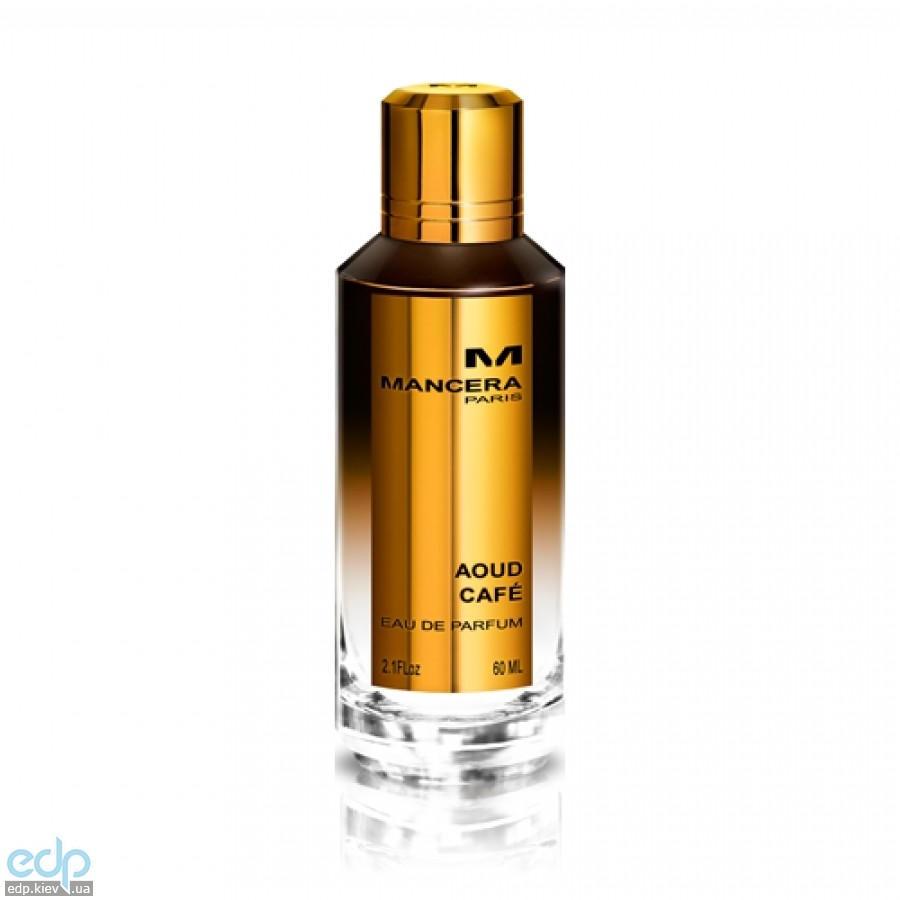 Mancera Aoud Cafe - парфюмированная вода - 120 ml