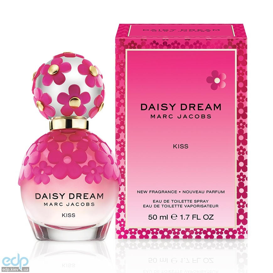 Marc Jacobs Daisy  Kiss - туалетная вода - 50 мл - limited edition - TESTER