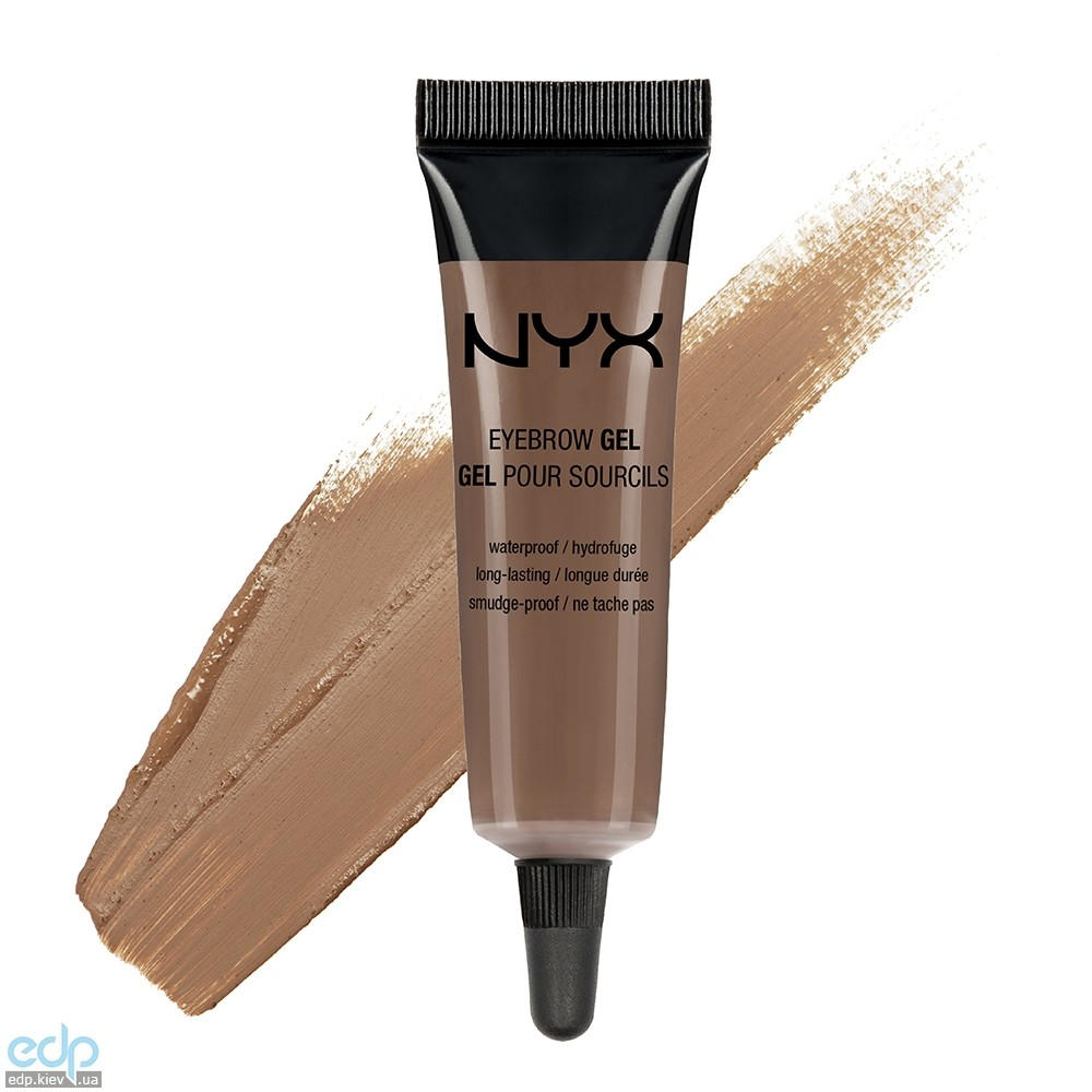 NYX - Гель для бровей Eyebrow Gel Chocolate - 10 ml (EBG02)