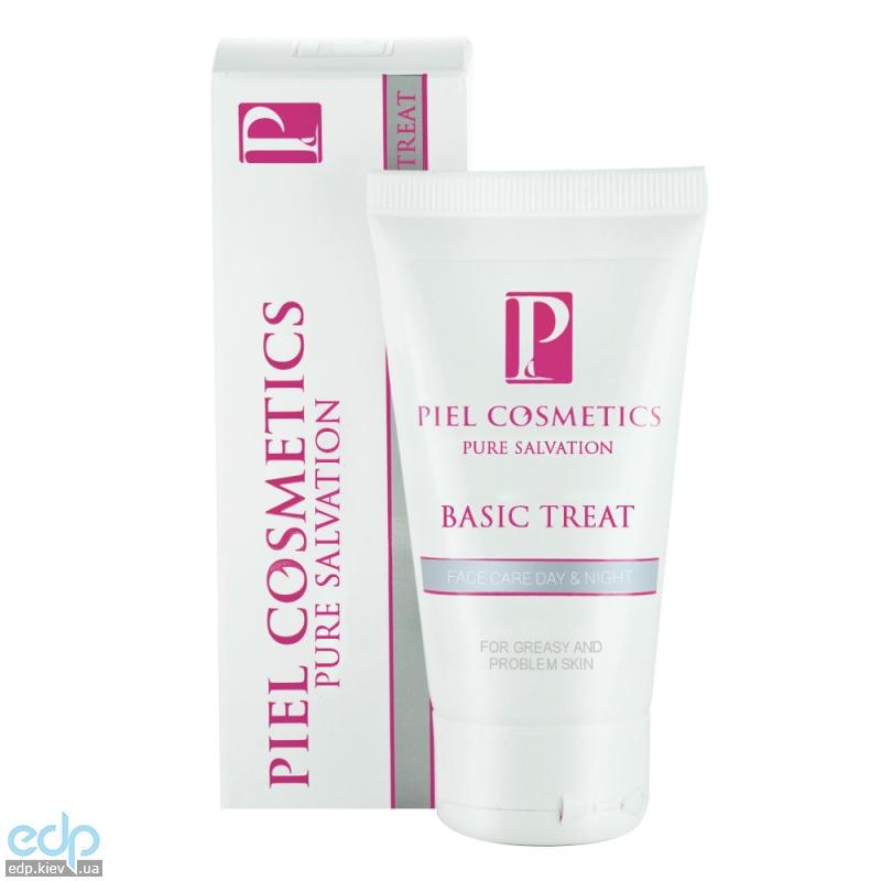 Piel Cosmetics - Pure Salvation Basic Treat Cream - Крем для проблемной кожи день и ночь - 50 ml