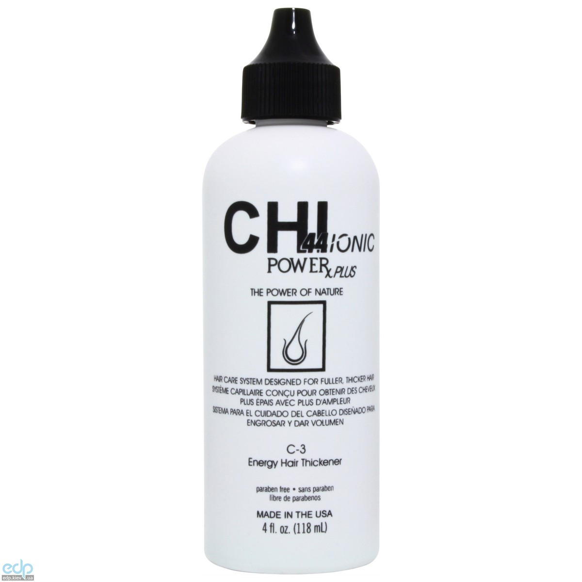 CHI 44 Ionic Power Plus Energy Thickener C-3 - Лосьон для кожи головы C-3 - 120 ml (арт. CHI5525)