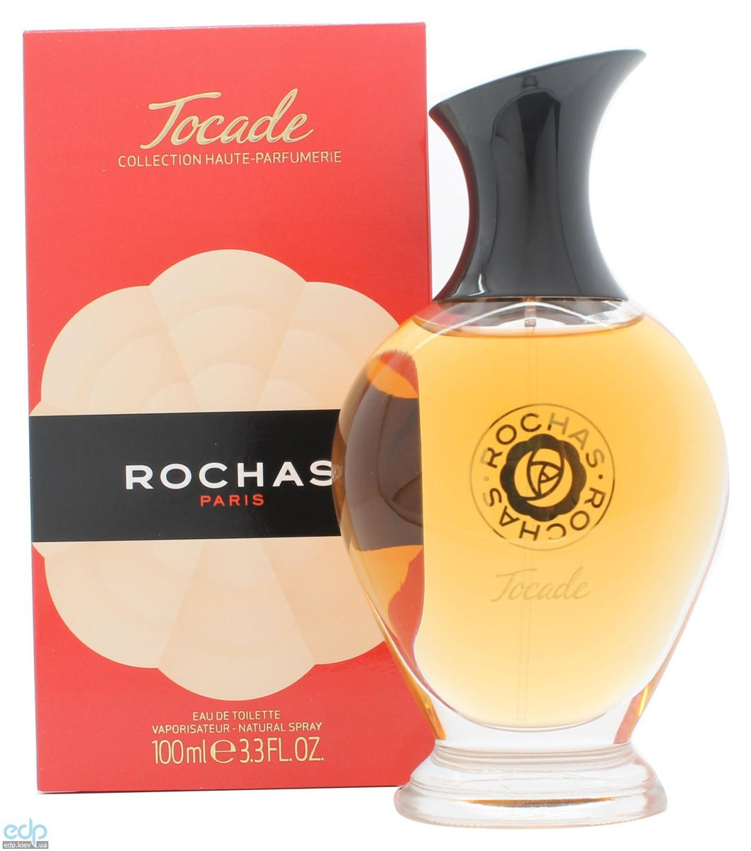 Rochas Tocade Collection Haute Parfumerie - туалетная вода - 100 ml