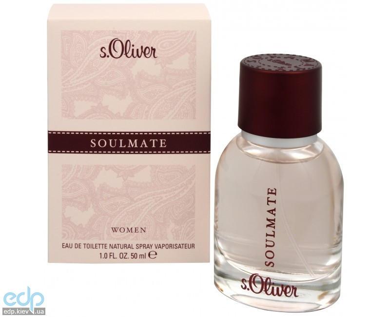s.Oliver Soulmate Women - туалетная вода - 50 ml