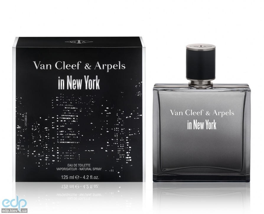 Van Cleef and Arpels In New York - туалетная вода - 85 ml