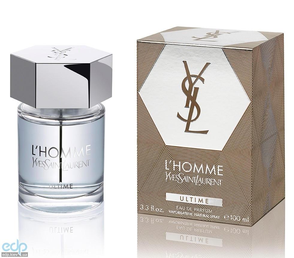 Yves Saint Laurent LHomme Ultime - парфюмированная вода - 60 ml