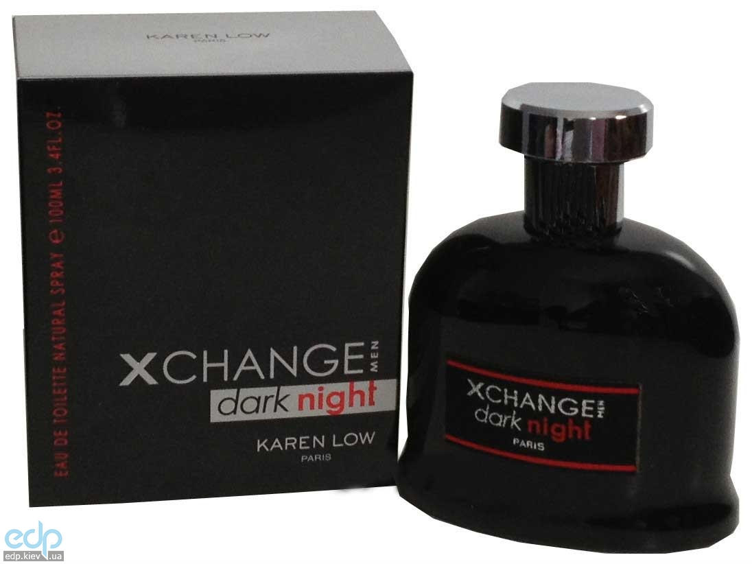 Karen Low X-Change Dark Night for Men - туалетная вода - 100 ml