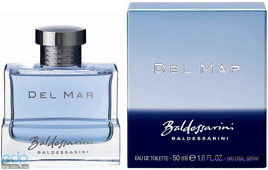 Hugo Boss Baldessarini Del Mar -  Набор (туалетная вода 90 + balm 75 + гель для душа 50)