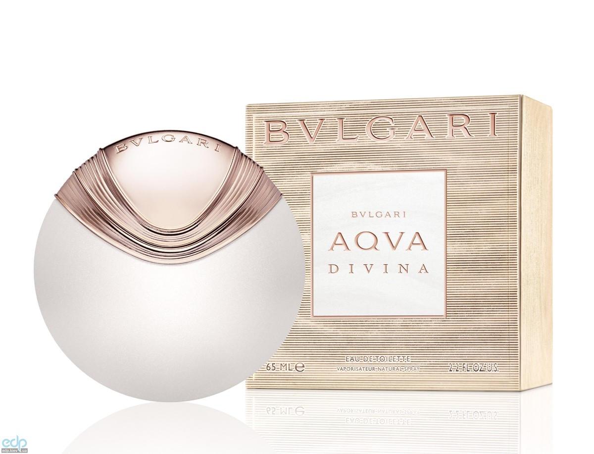 Bvlgari Aqva Divina - туалетная вода - 25 ml