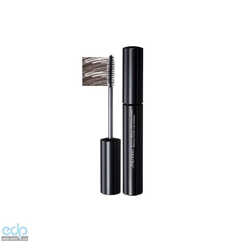 Shiseido - Тушь для ресниц объемная и разделяющая ресницы Perfect Mascara Defining Volume BR № 602 коричневый - 8 ml