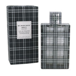 Burberry Brit for men - туалетная вода - 100 ml TESTER